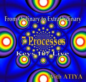 7 processes audio cover