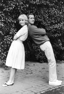 Paul Newman and Wife